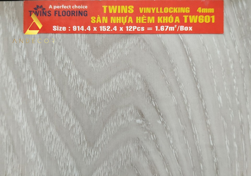 Twins Flooring TW601 - 4mm