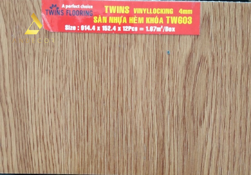 Twins Flooring TW603 - 4mm